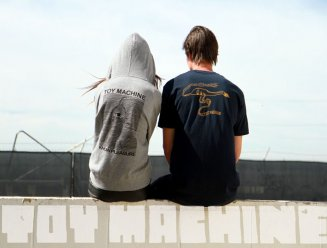 toy machine spring 2013 look book